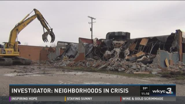 Investigator: Neighborhoods in crisis