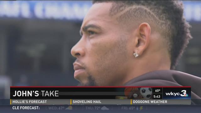 John's Take:  How injured is Joe Haden?