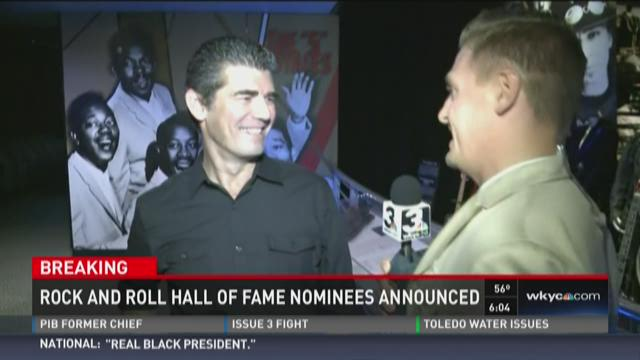 Rock Hall CEO dishes on 2016 nominees
