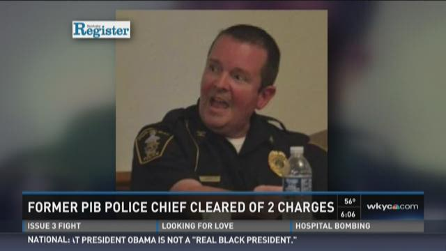 Former Put-in-Bay police chief cleared