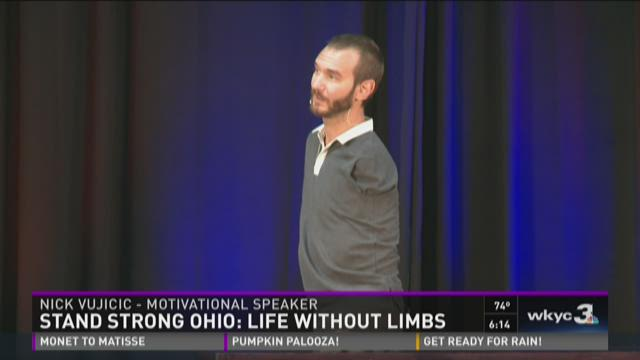Stand Strong Ohio: Life without limbs