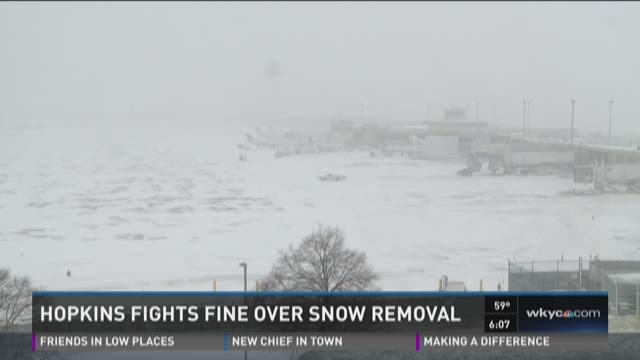 Cleveland Hopkins responds to FAA