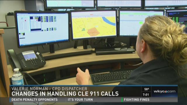 New CLE police communications