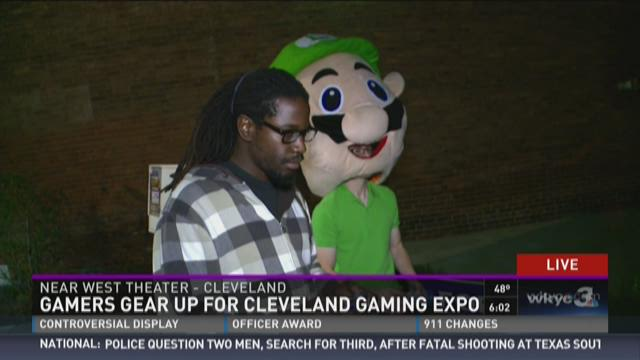 Gamers gear up for Cleveland Gaming Expo
