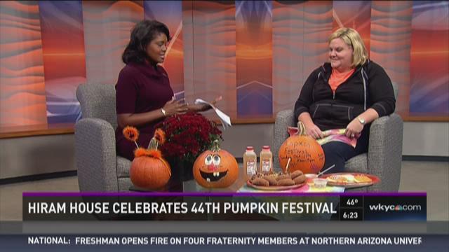 44th annual Pumpkin Festival at Hiram House