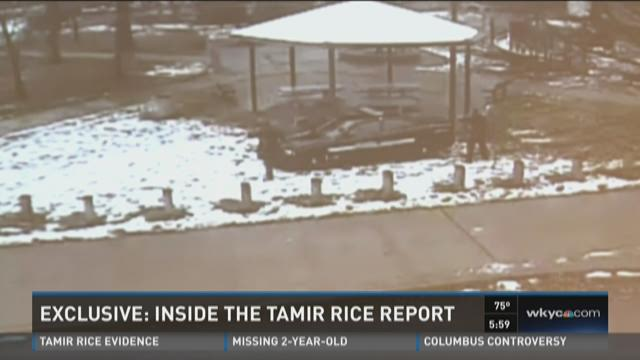 Exclusive: Inside the Tamir Rice report