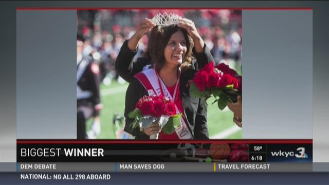 Biggest Winner: Lisa Combs, Homecoming Queen