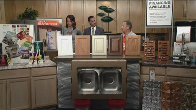 Tim Baker- Home Depot Kitchen Remodeling 10.13.15