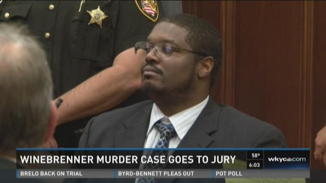 Winebrenner murder case goes to jury