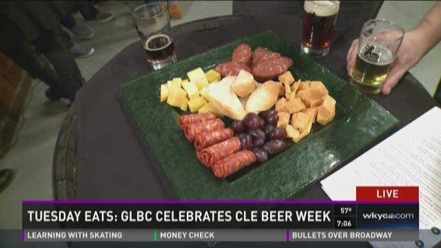 Tuesday eats: GLBC Celebrates CLE Beer Week