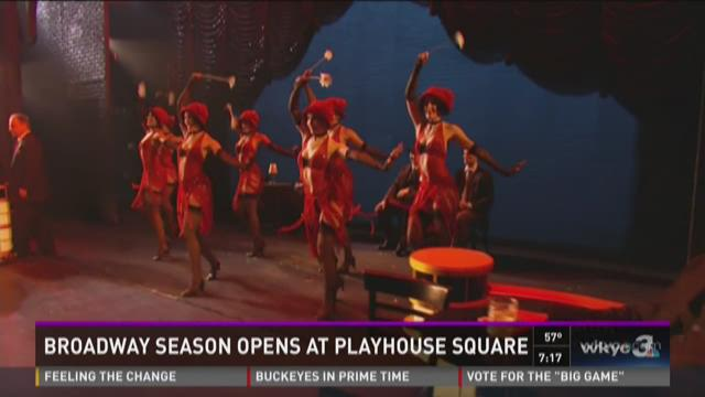 Broadway season opens at Playhouse Square