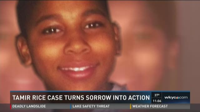 Tamir Rice case turns sorrow into action
